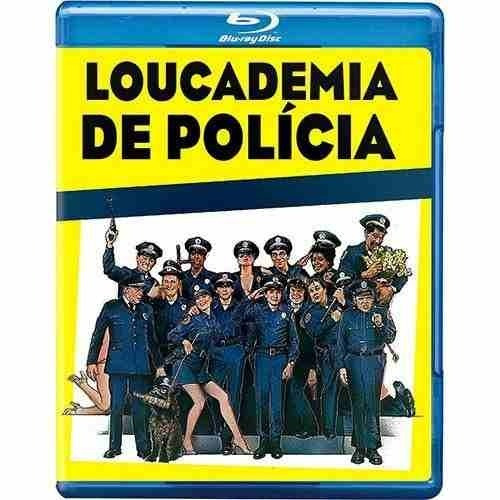 blu ray loucademia de policia