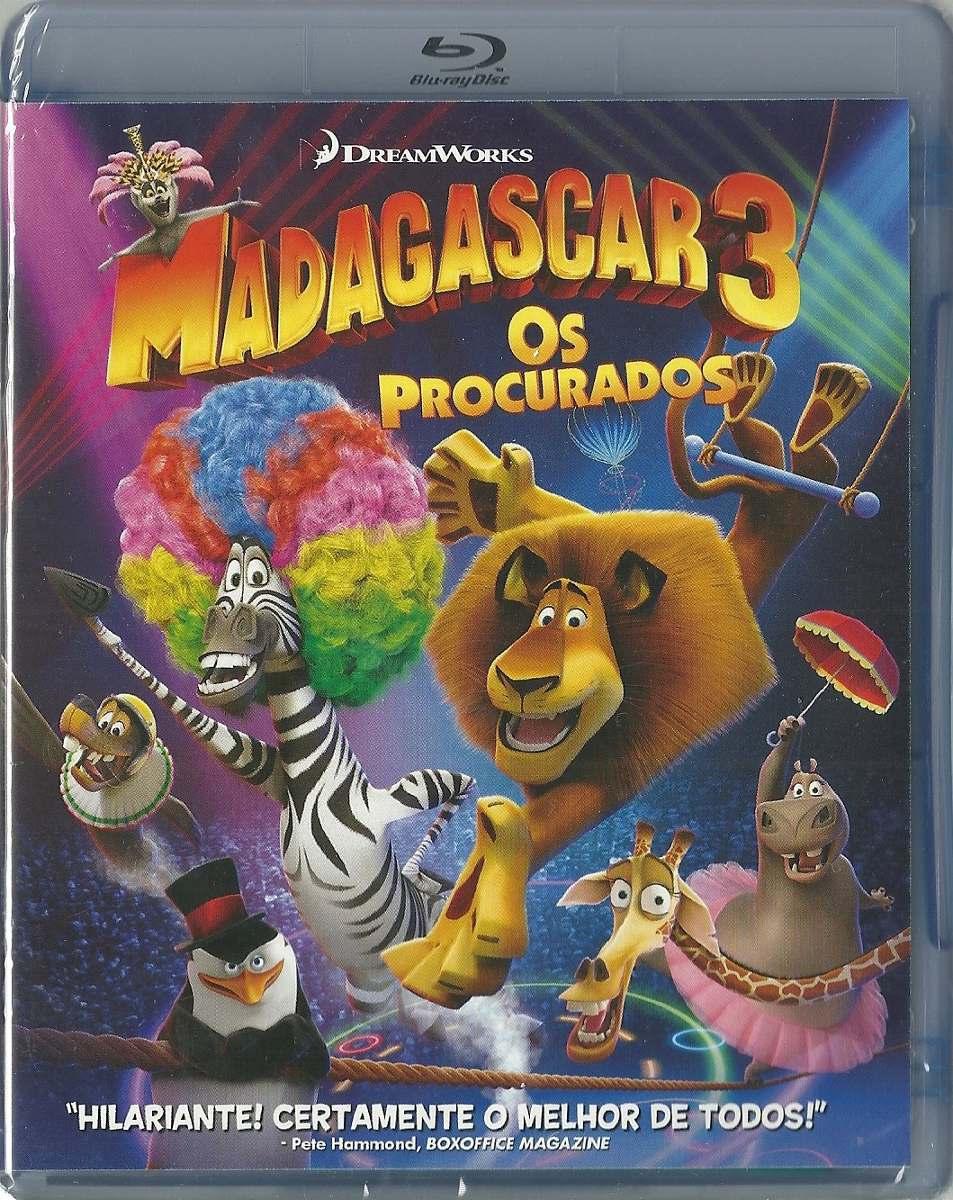 madagascar 3 os procurados em portugues