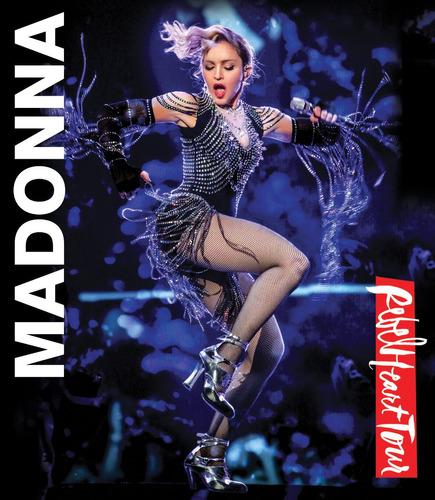 blu-ray : madonna - madonna: rebel heart tour (united...
