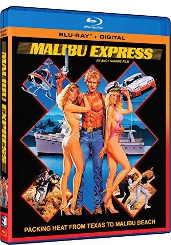 blu-ray : malibu express (blu-ray)