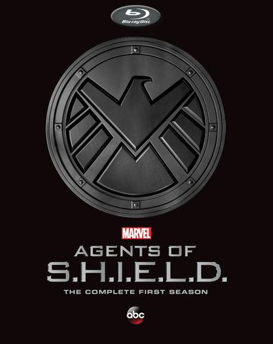 blu ray marvel´s agentes de shield: 1ra. temporada - stock