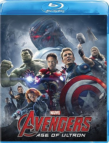 blu-ray : marvel's avengers: age of ultron (, digital th...