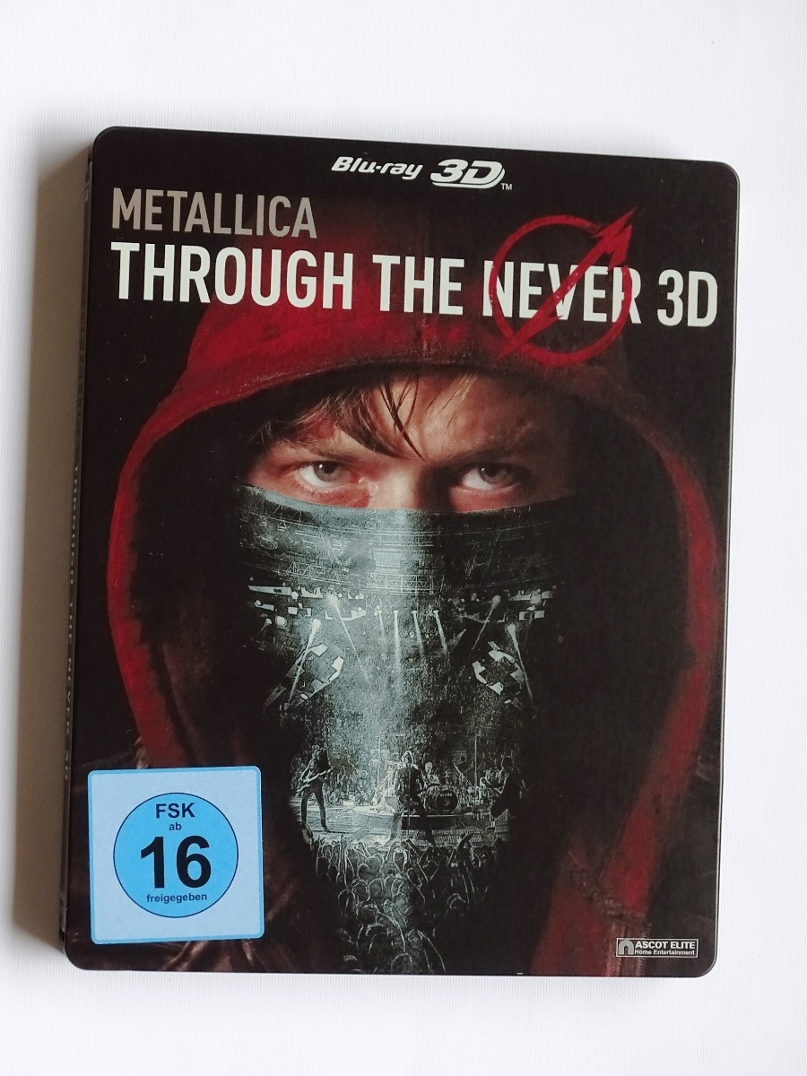 metallica through the never blu-ray 3d deluxe box set