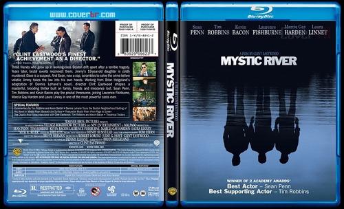 blu ray mystic river rio mistico penn bacon fishburn tampico
