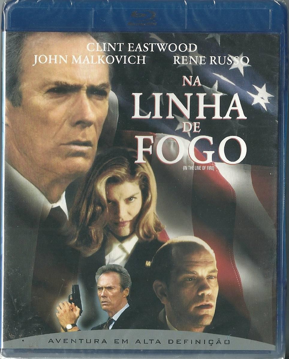 Resultado de imagem para NA LINHA DE FOGO 1993 FILME