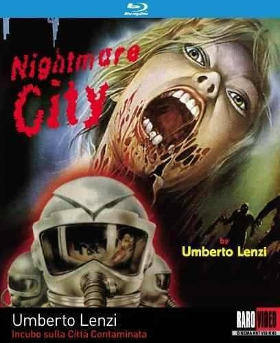 blu-ray : nightmare city (blu-ray)