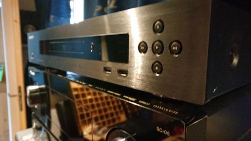 blu-ray oppo 103 bdp-103d dac netflix tidal youtube