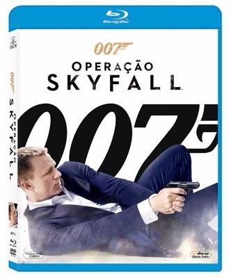 blu-ray original do filme 007 operação skyfall