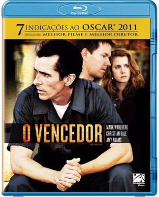 blu-ray original do filme o vencedor