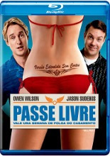 blu-ray original do filme passe livre ( owen wilson)