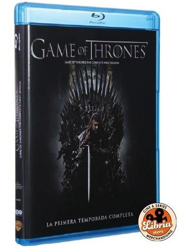 blu ray original game of thrones temporada 1 juego de tronos