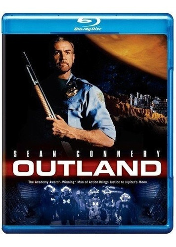 blu-ray :   - outland (remastered)
