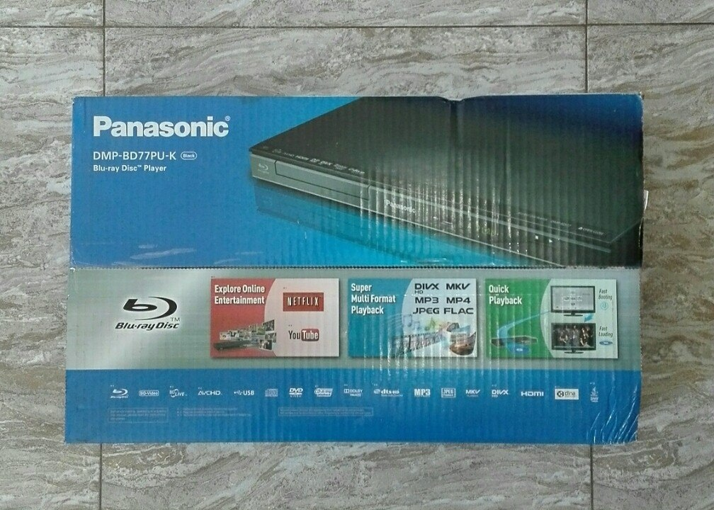 PANASONIC DMP-BD77PU BLU-RAY PLAYER WINDOWS 8.1 DRIVERS DOWNLOAD