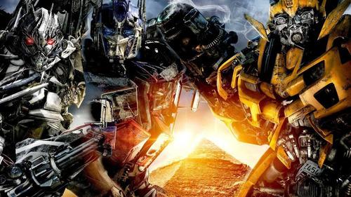 blu-ray paramount: transformers: la venganza de los caídos