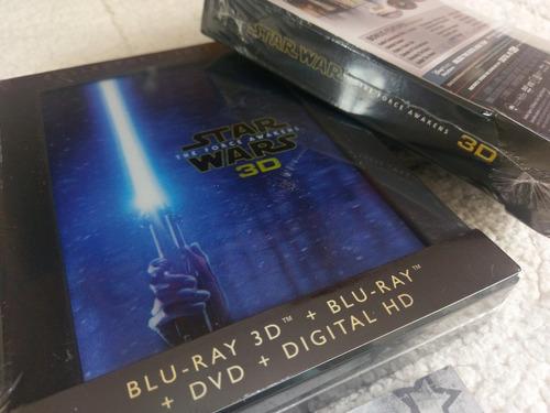 blu ray película