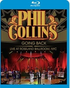 blu-ray phil collins going back live at roseland ballroom