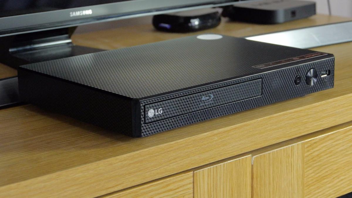 Blu-ray Player 3d Lg Bp450 Smart Netflix Usb Cabo Hdmi Dvd ...