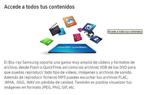 blu-ray player bd-j4500r  (samsung)