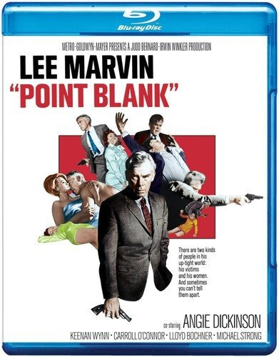 Blu-ray : - Point Blank (dolby, Digital Theater System)