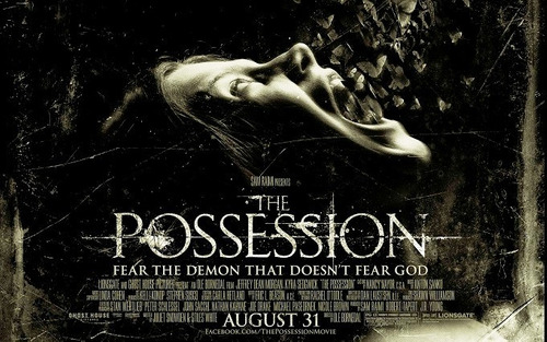 blu ray posesion satanica the possession la caja box tampico