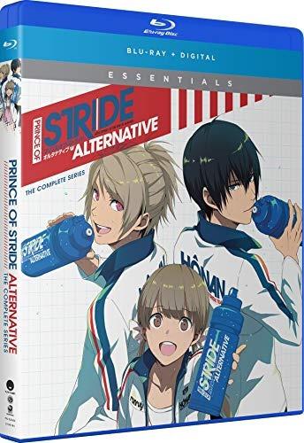 blu-ray : prince of stride: alternative - the complete...