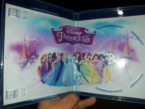 blu-ray princesas de disney coleccion