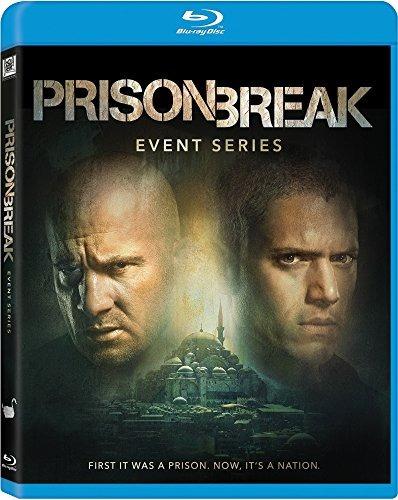 blu-ray : prison break: the event series (3 pack,...