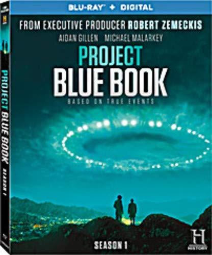 blu-ray : project blue book: season 1 (2 pack, widescreen,..