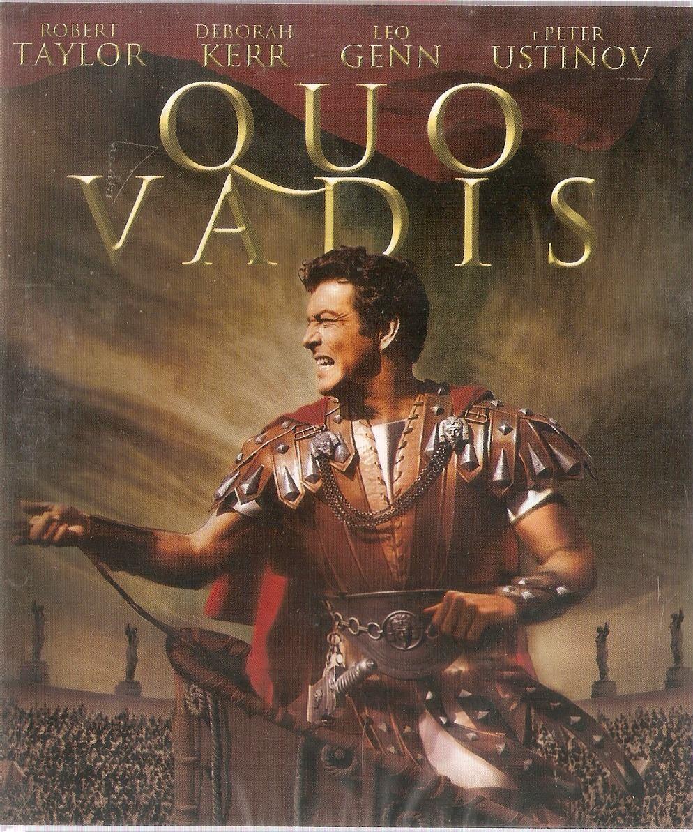Quo Vadis Book