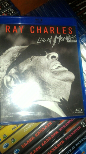 blu ray ray charles live at montreux 1997 lacrado