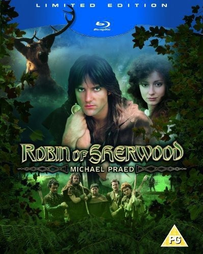 blu-ray : robin of sherwood series 1 & 2 (blu-ray)