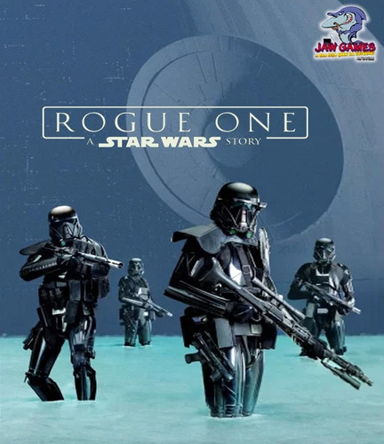 blu-ray - rogue one: uma história star wars steelbook