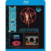 blu-ray - rush - 2112  /  moving pictures  (lacrado)
