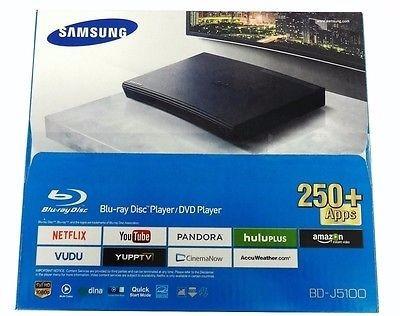 blu-ray samsung - bd-j5100 nuevo