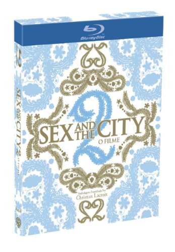 blu-ray sex and the city 2 lacrado
