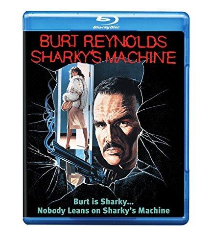 blu-ray :   - sharky's machine (blu-ray)