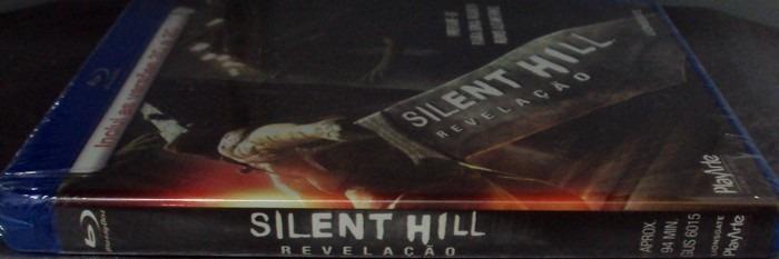 HILL 2 SILENT DUBLADO REVELAO FILME O BAIXAR