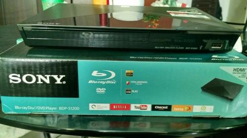 blu-ray sony bdp-s1200 nuevo cerrado en caja.
