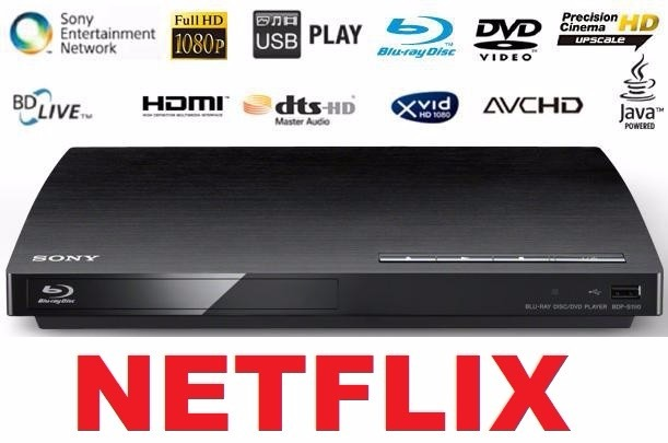 Sony BDP-S190 Blu-ray Player Update