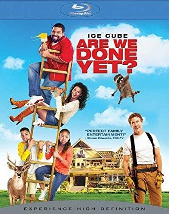 blu-ray sony pictures: are we done yet? una casa patas arrib