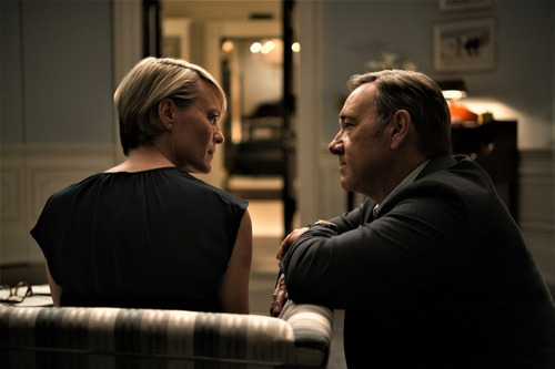 blu-ray sony pictures: house of cards - season 1