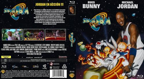blu ray space jam looney tunes michael jordan murray tampico