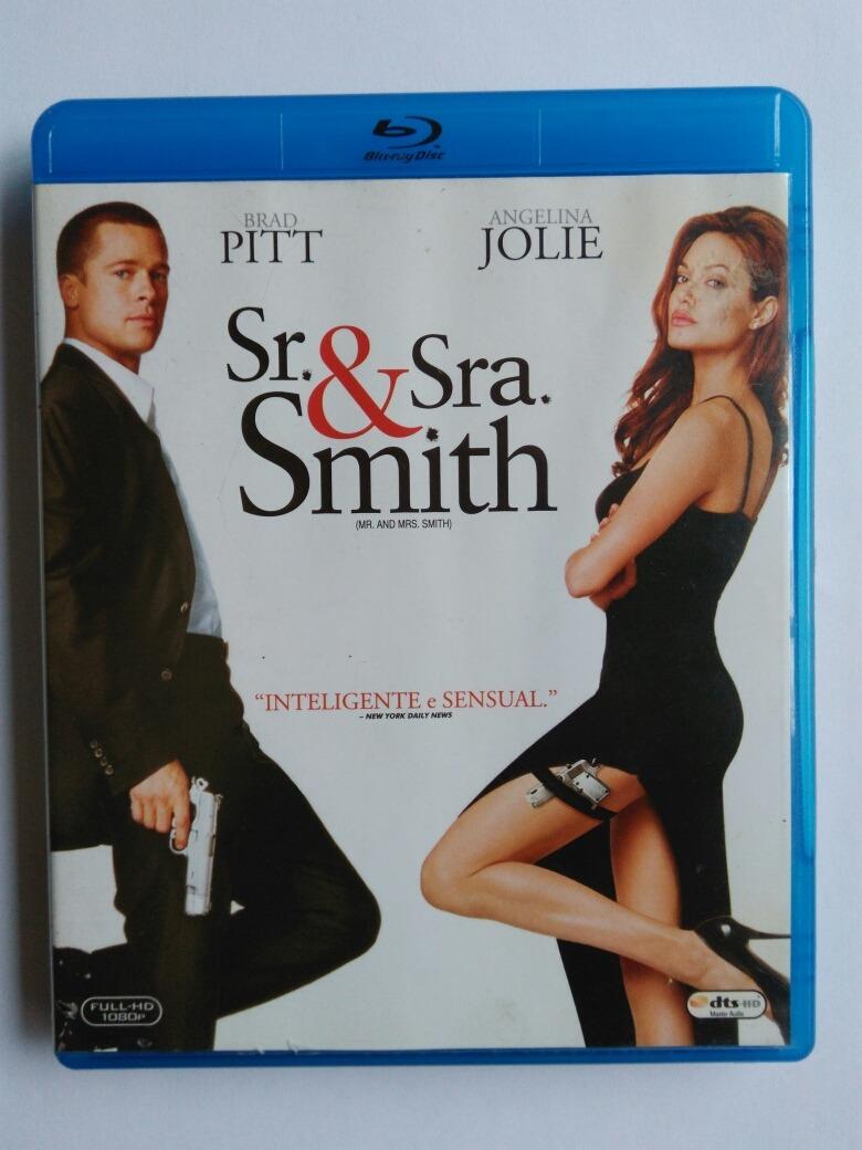 senhor e senhora smith dublado