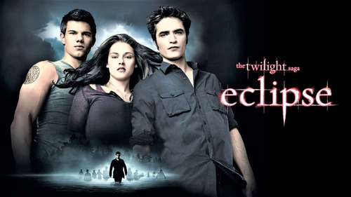 blu-ray summit entertainment : the twilight saga - eclipse