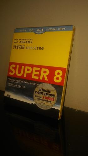 blu ray super 8 (con cover) sellado