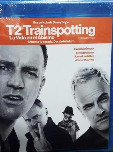 blu ray  t2 trainspotting 2 estreno original nueva cerrada