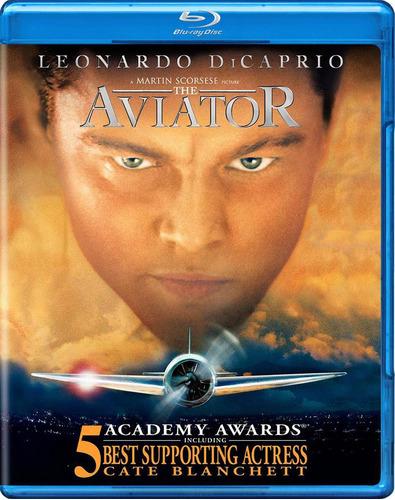 blu ray the aviator el aviador leonardo dicaprio envio grati