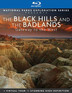 blu-ray the black hills and badlands: gateway to the west