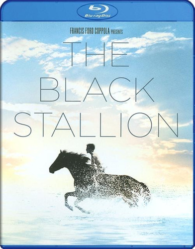 blu-ray the black stallion / el corcel negro