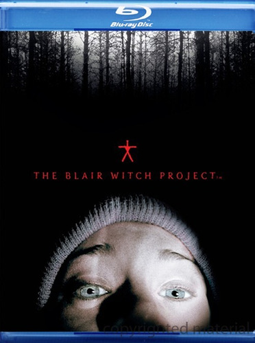blu-ray the blair witch project / el proyecto blair witch